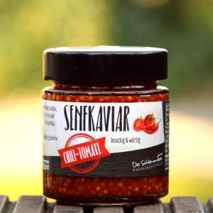 161 Senfkaviar Chili-Tomate