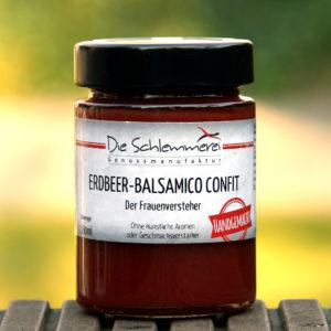 205 Erdbeer-Balsamico Confit