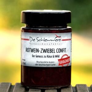 208 Rotwein-Zwiebel Confit