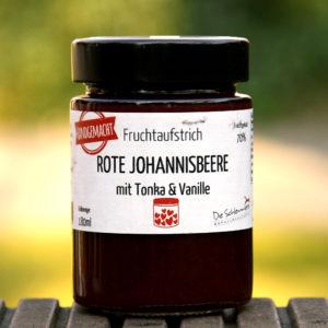 220 Fruchtaufstrich Rote Johannisbeere