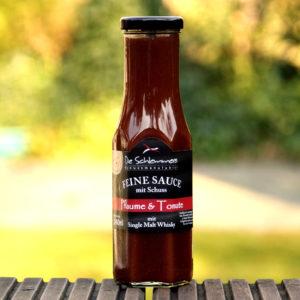 603 Feine Sauce Pflaume Tomate