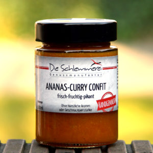 207 Ananas-Curry Confit